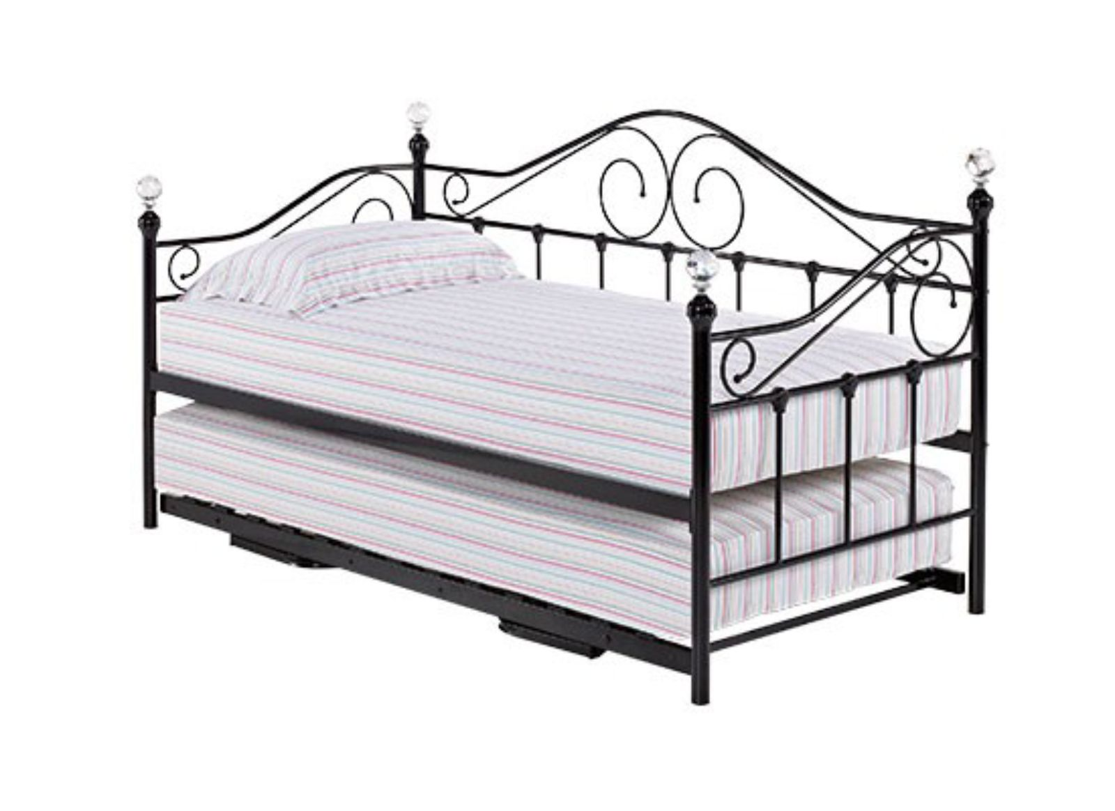 Florence Day Bed Black