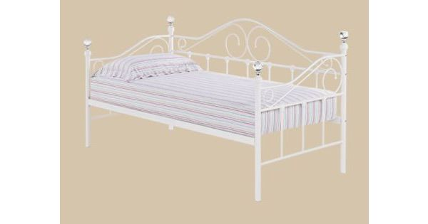 Florence Day Bed White