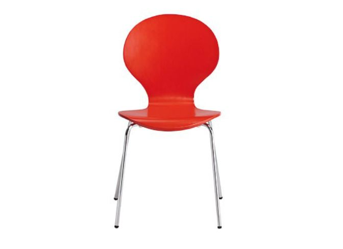 Ibiza Chair – Red PACK OF 4