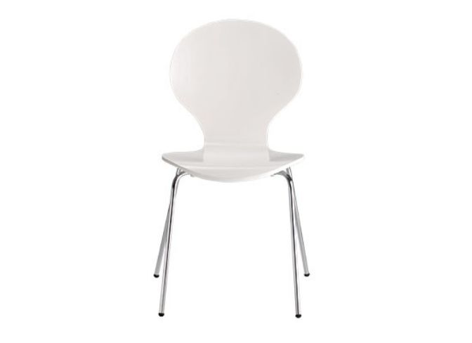 Ibiza Chair – White PACK OF 4