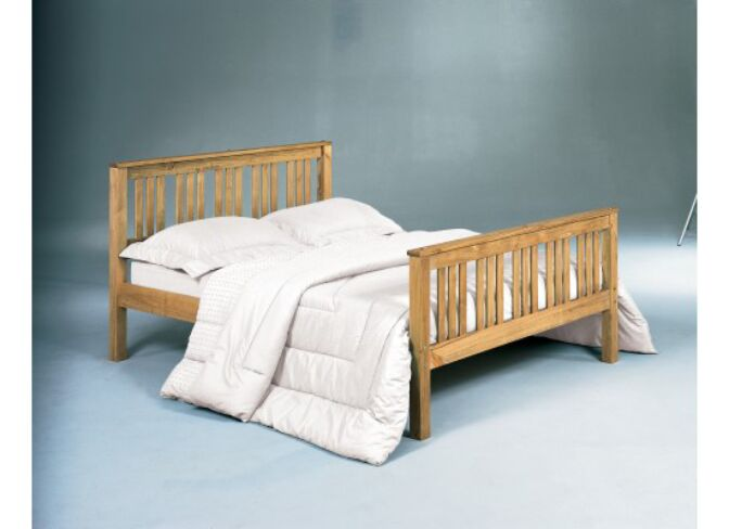 Shaker Bed 5'0
