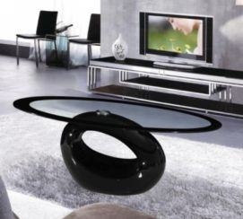 Cairo Coffee Table Black