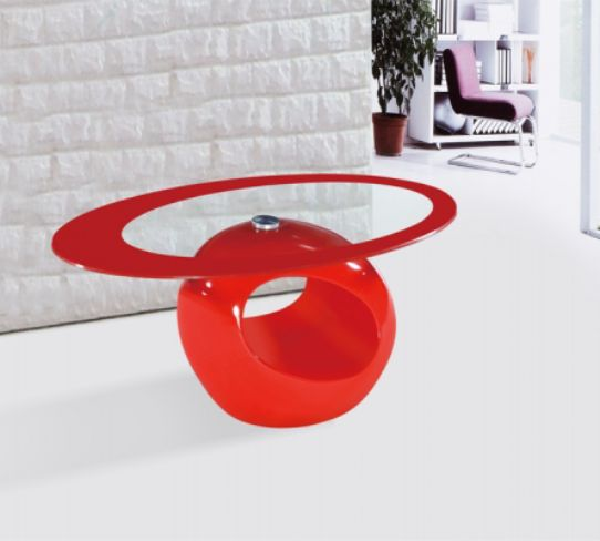 Cairo Red Coffee Table