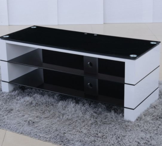 Jacobs TV Stand White