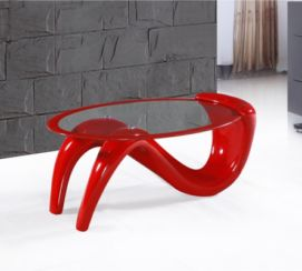 Venice Coffee Table Red