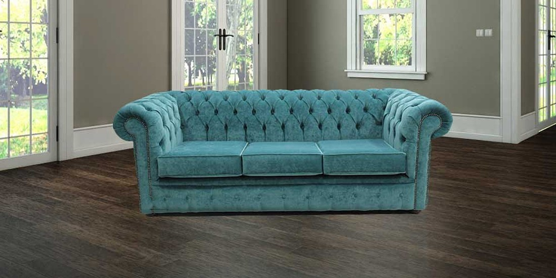 How to Care For your Velvet Chesterfield Sofa