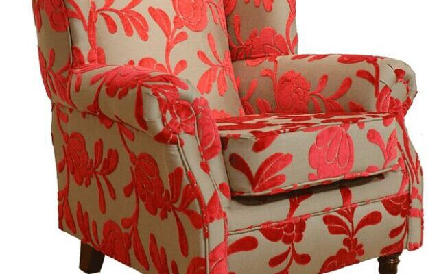 Win a FREE High Back Wing Chair with FREE delivery!