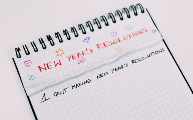 New Year, New You? A Few Simple Tips for a 2017 Overhaul