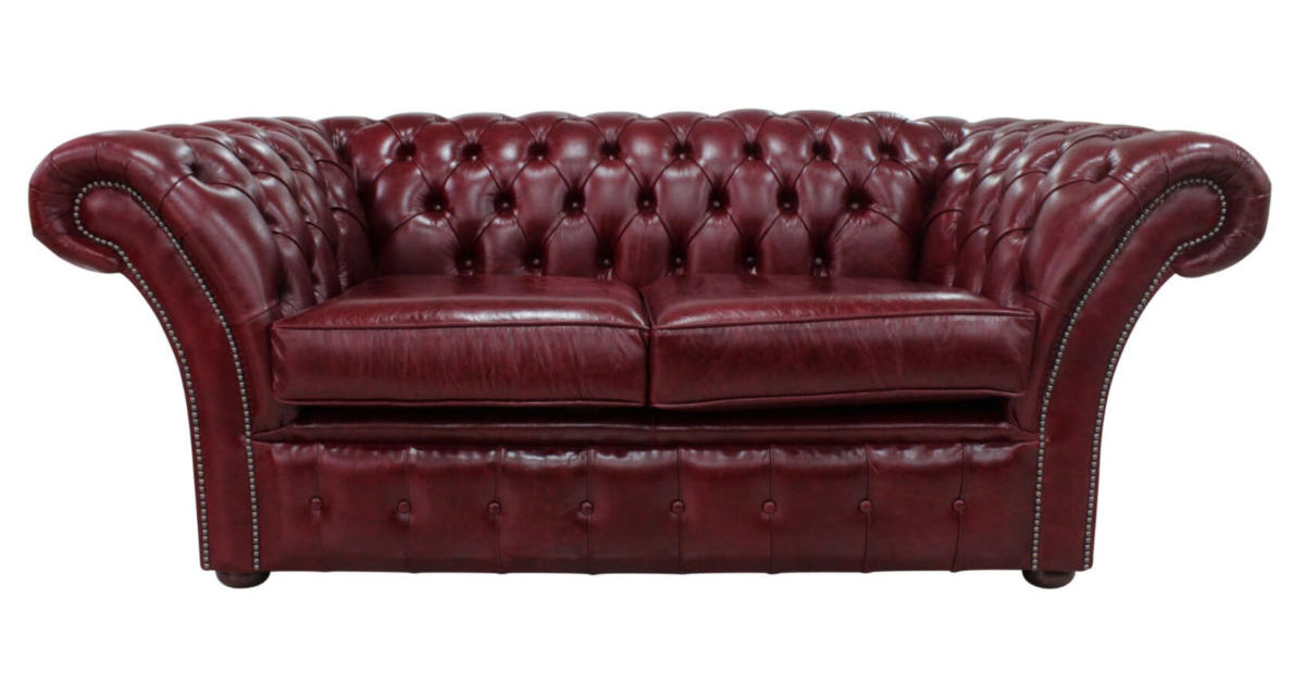 2 Seater Chesterfield Sofa - Designer Sofas 4U\'s Collection