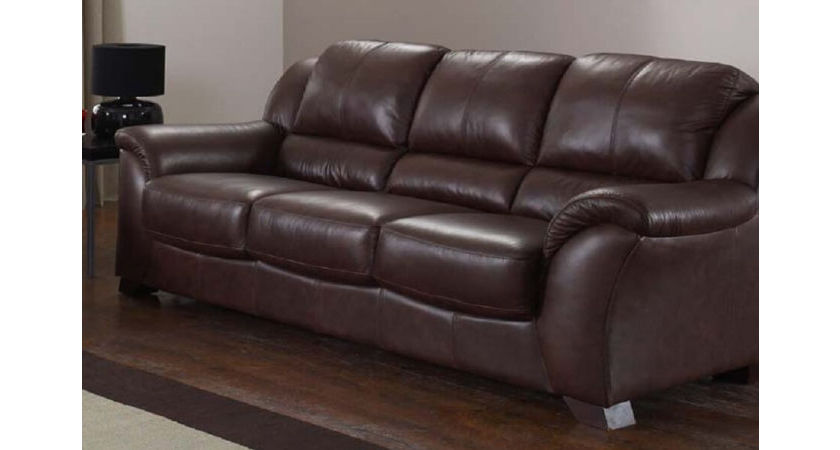 d1efa88c776b Brown Leather Sofas from £247 - Designer Sofas 4U