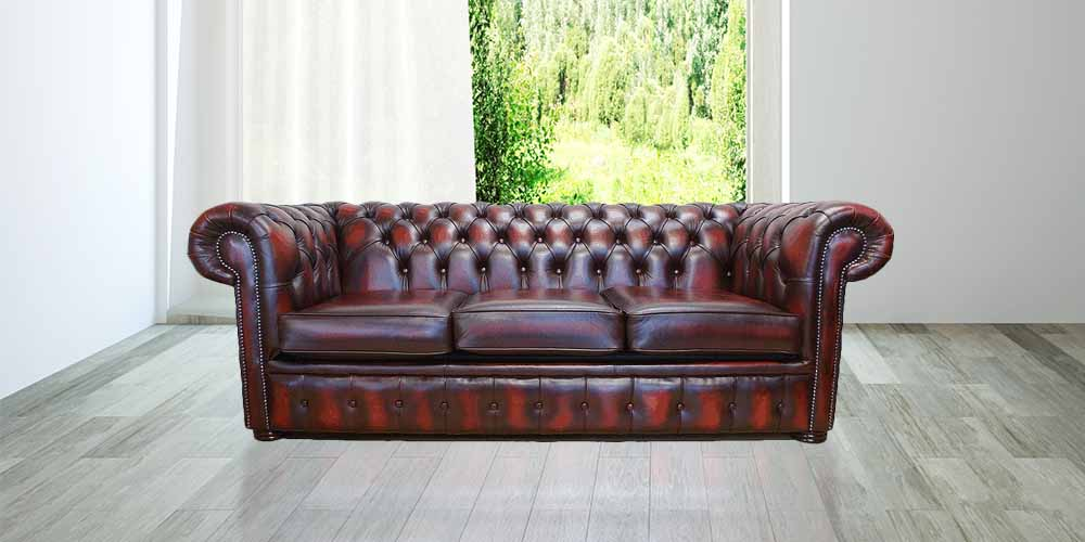 5 Things You Should Consider Before Buying A Chesterfield Sofa
