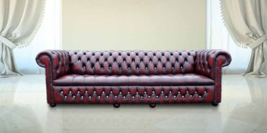 Chesterfield Emerson 4 Seater CRYSTALLIZED™ Diamond Edition Suites