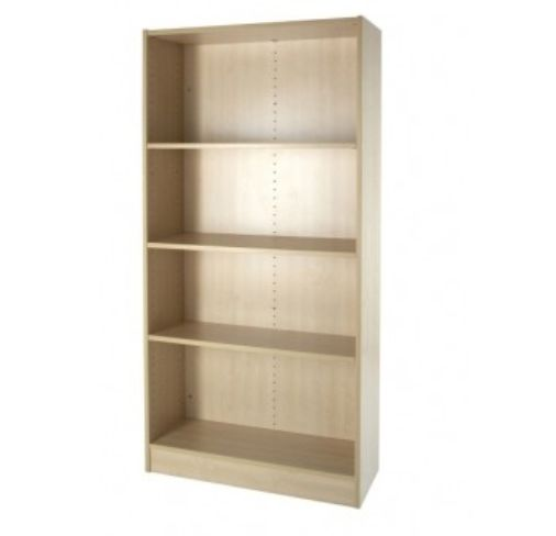 Rio - Medium Bookcase - Beech