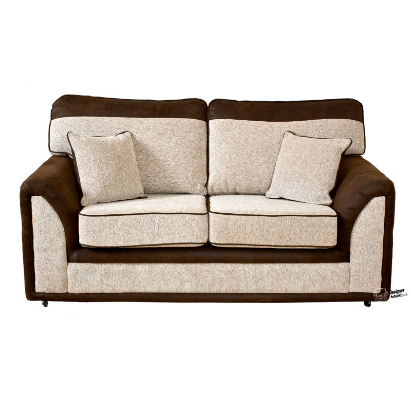 Bespoke fabric settee international delivery designersofas4u for Sofa couch auckland