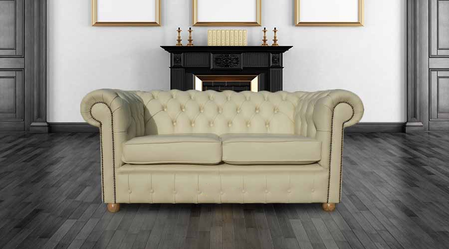 chesterfield 2 seater cream leather sofa offer jpg?v=8658f699