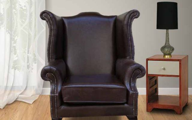 Style Your Home with a Wing Chair
