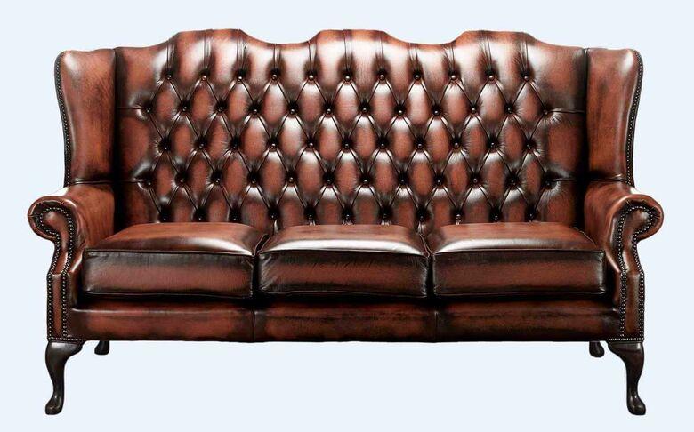 Queen Anne Sofas - UK Handcrafted | Designer Sofas 4U