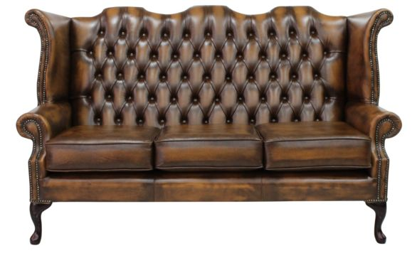Beautiful Chesterfield Corner Sofas · Queen Anne Sofas
