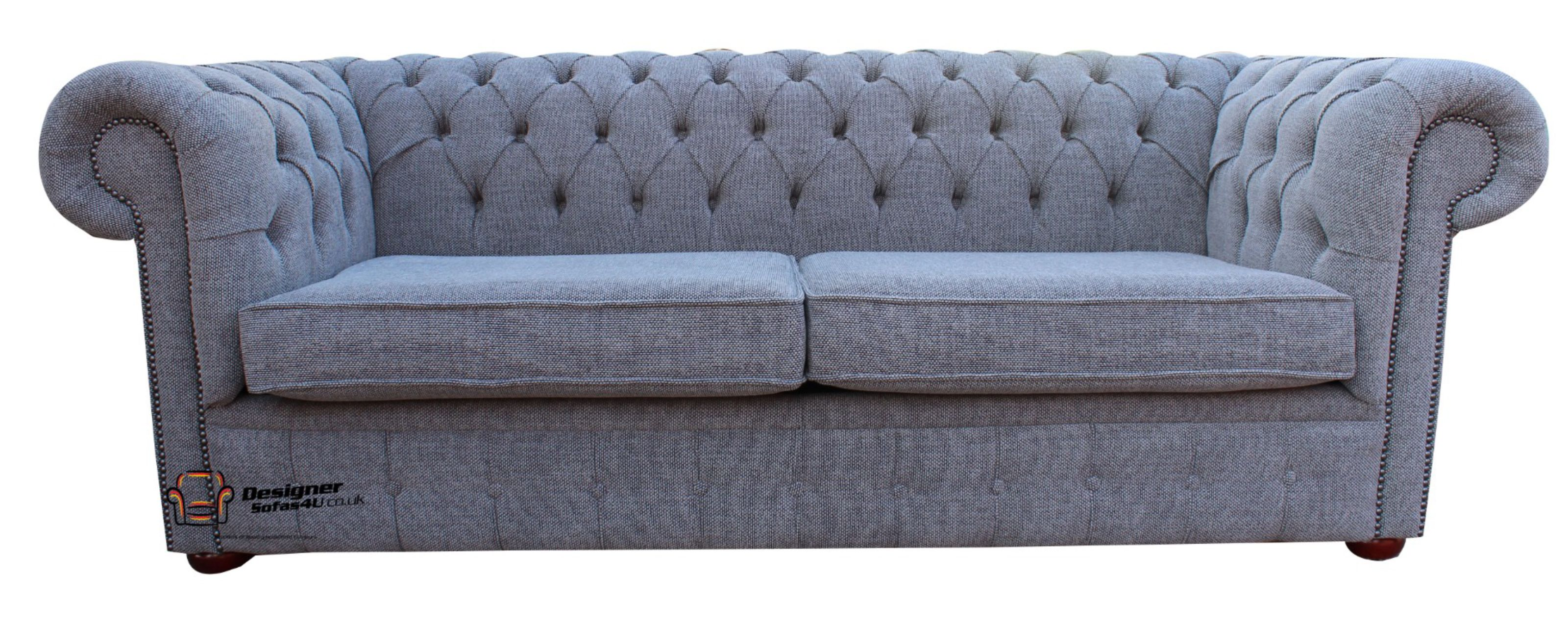 Terrific Designersofas4U Buy Slate Grey Fabric Chesterfield Sofa Ncnpc Chair Design For Home Ncnpcorg