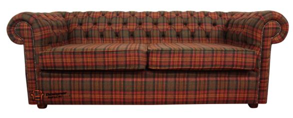 Wool Chesterfield Sofas