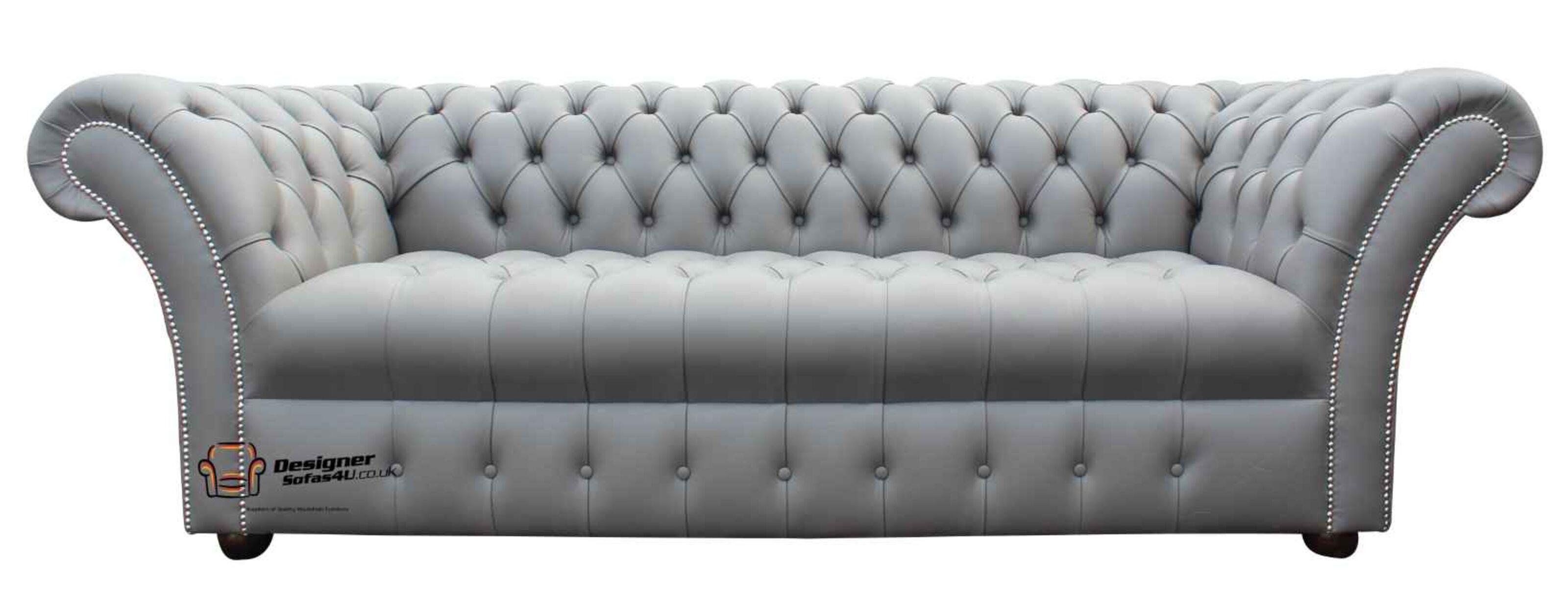 Chesterfield Balmoral 3 Seater Settee sofa | DesignerSofas4U
