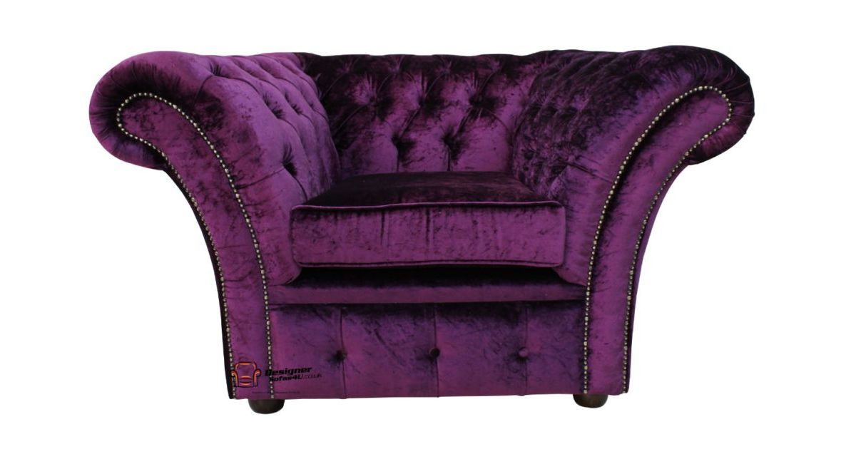 Buy velvet armchair bespoke furniture designersofas4u for Furniture 60 months no interest