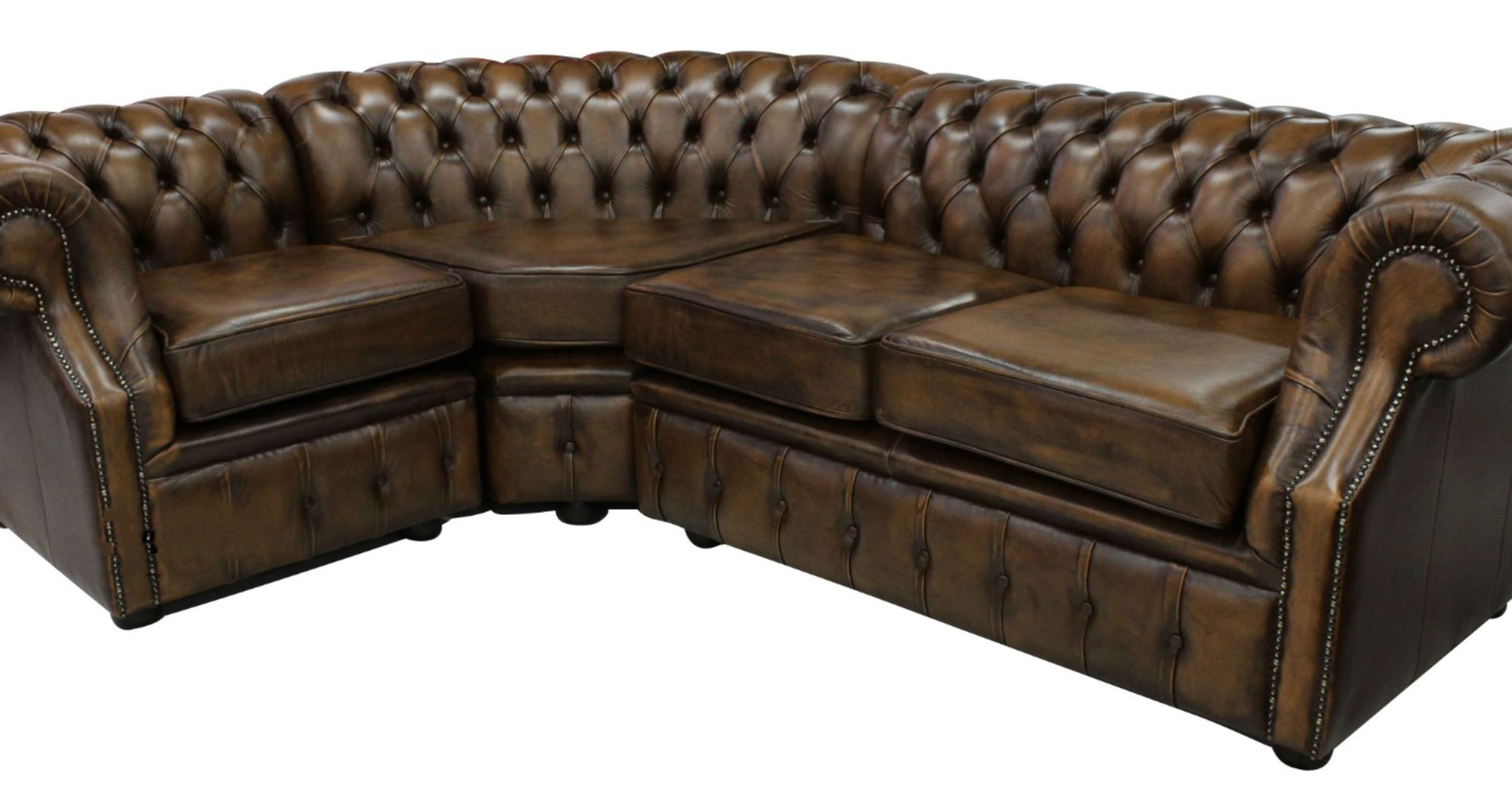 chesterfield graham corner sofa unit 2 c 1 antique. Black Bedroom Furniture Sets. Home Design Ideas