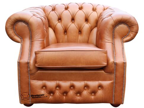 Chesterfield Club Armchairs