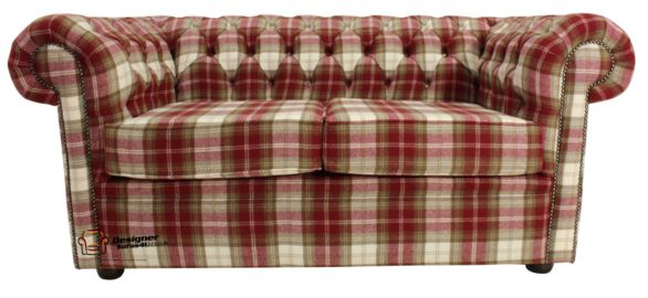Wool Chesterfield sofas UK | Shop at Designer Sofas 4U