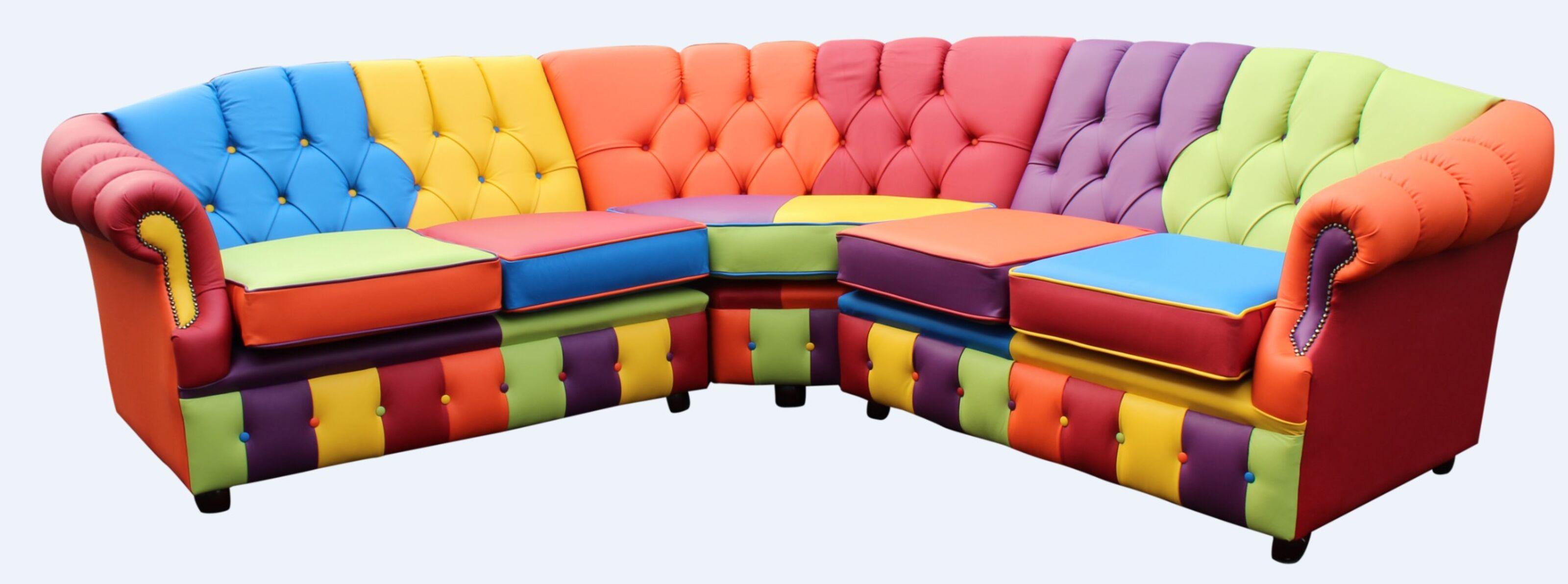 Patchwork Corner Sofas Brokeasshome Com