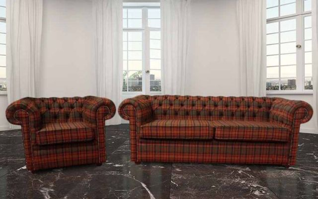 Cosy Creations: Wool Sofas & Chairs at Designer Sofas 4U