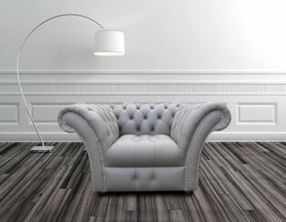 Buy leather armchair | Reproduction Chesterfield | DesignerSofas4U