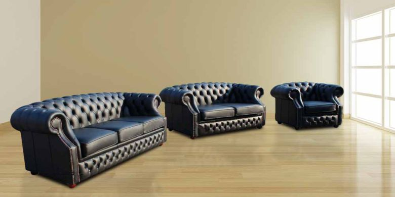 Buy Chesterfield suite|Free fabric swatches|DesignerSofas4U