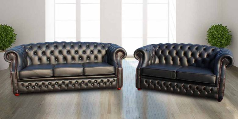 Buy leather suite buckinghamshire|Chesterfield furniture|DesignerSofas4U