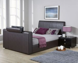 Brooklyn Pneumatic TV Bed 135cm