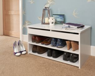 Budget Shoe Cabinet