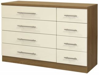 Keswick 4+4 Drawer Chest