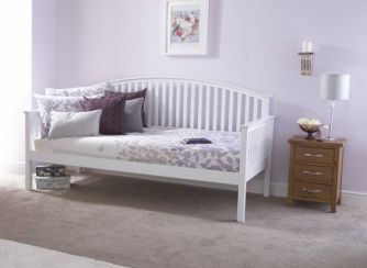 Madrid Day Bed White