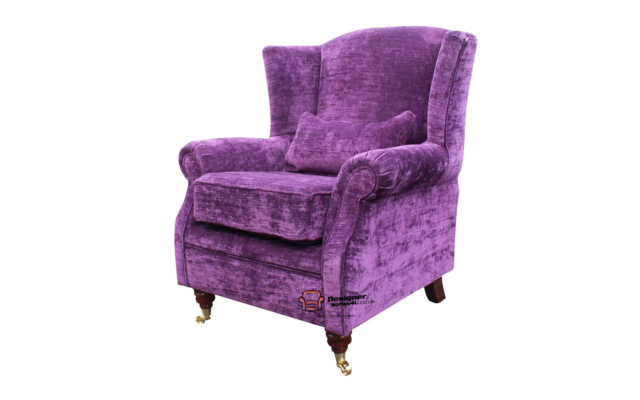 Snuggle Up with a Fireside Chair
