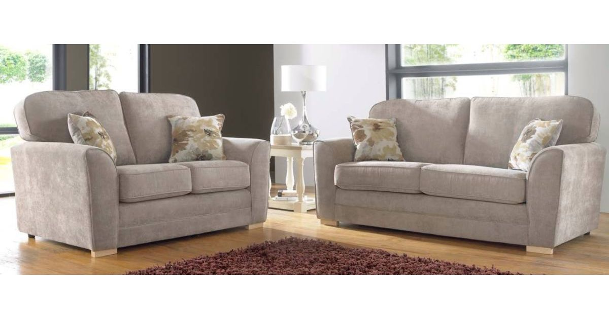 Buy Cheap Fabric Settee Sofa Sale Designersofas4u