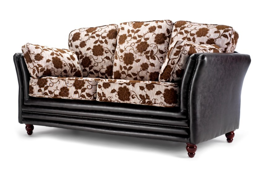 Buy Fabric 2 Seater Settee Bespoke Furniture Designersofas4u