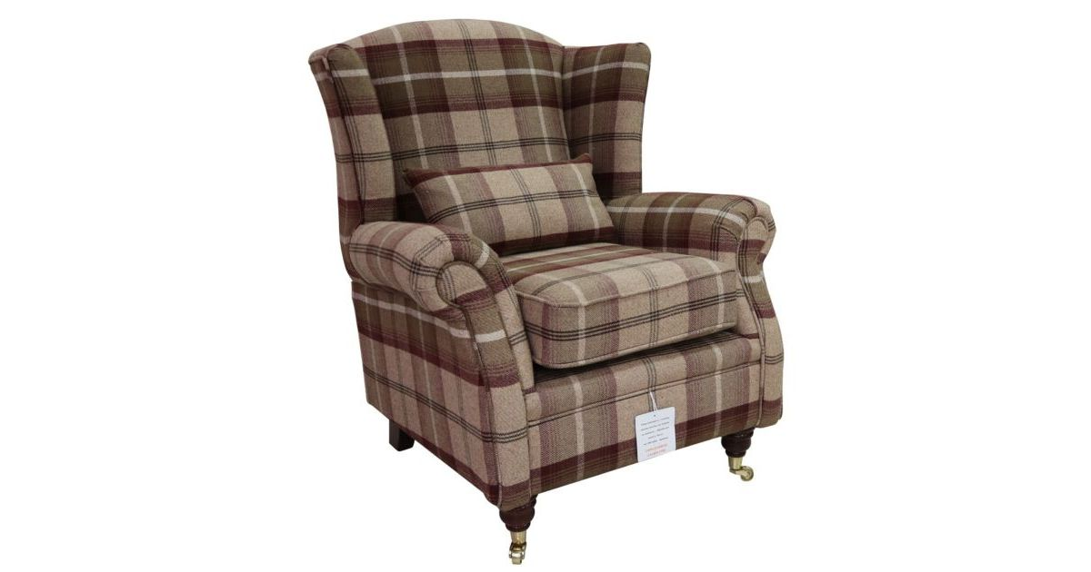 Wing Chairs Fireside Chairs Uk Handcrafted From Designer Sofas 4u