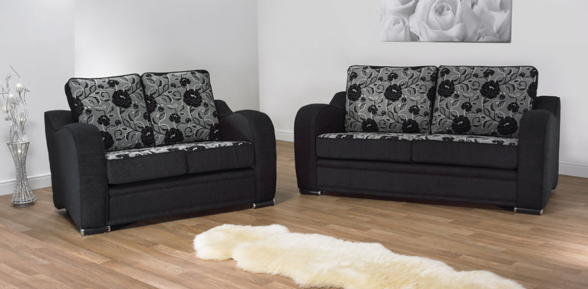 considerations for buying a fabric sofa. Black Bedroom Furniture Sets. Home Design Ideas