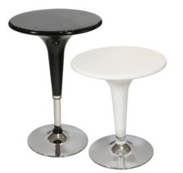 Mambo Bar Table Available In Black Or White