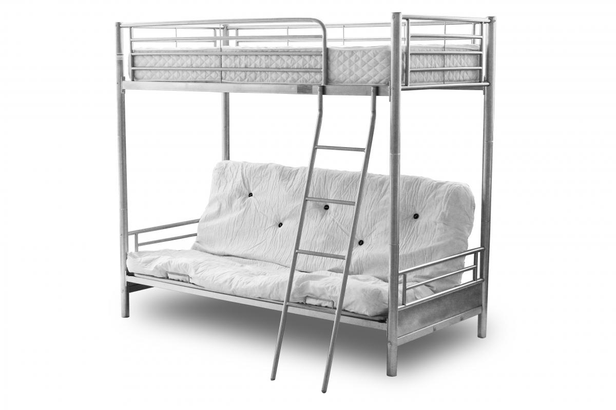 Double Bunk Bed Couch Marcuscable Com
