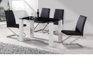 Delta High Gloss Dining Table