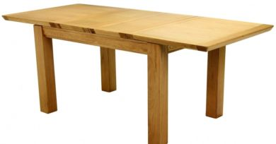 Breton Small Extending Table