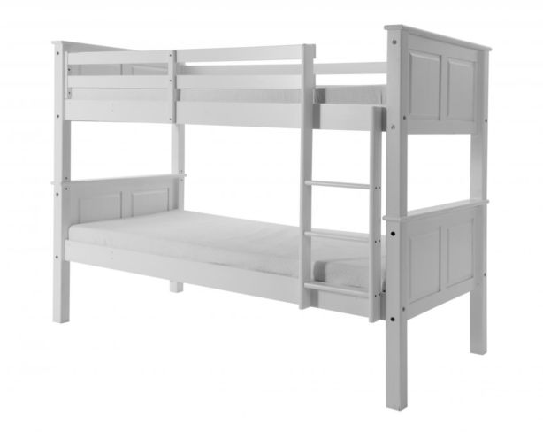 Corona Bunk Bed White