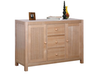 Cyprus Sideboard in Solid Ashwood Finish