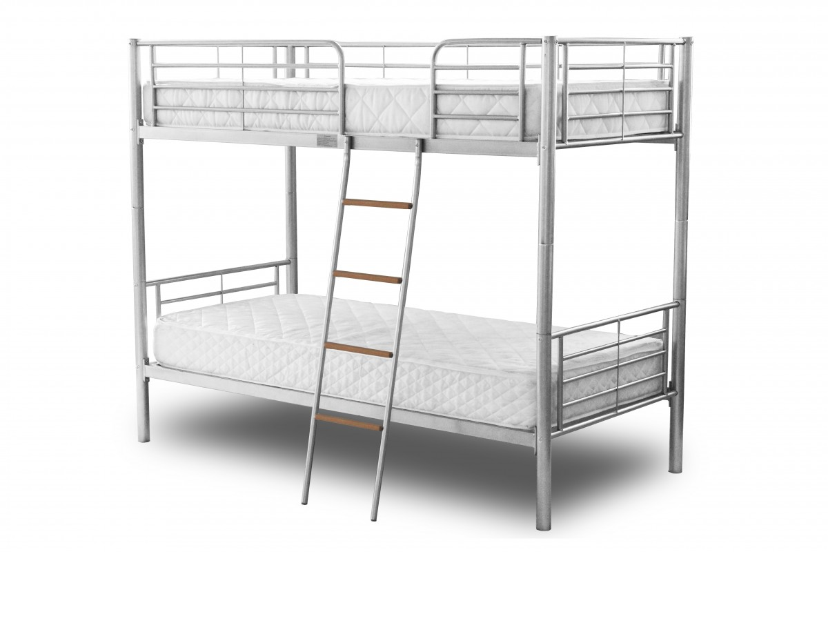 Melvin 3'0'' Single Bunk Bed